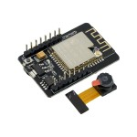 ESP32-CAM Wifi Bluetooth cámara 2MP OV2640 con Flash LED