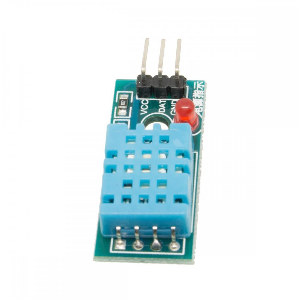 Sensor de temperatura y humedad dht11 - Humedad relativa ideal ...