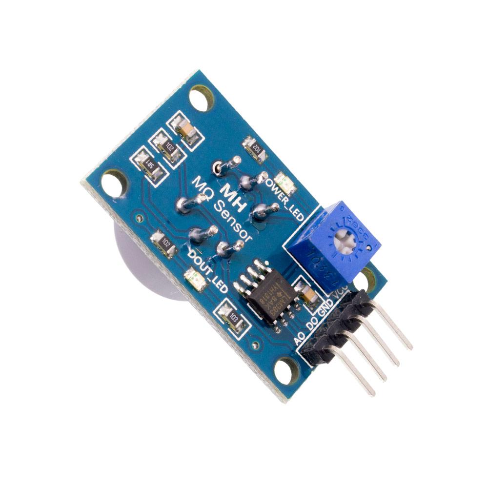 Sensor de mon xido de carbono mq7 - Detectores de monoxido de carbono ...