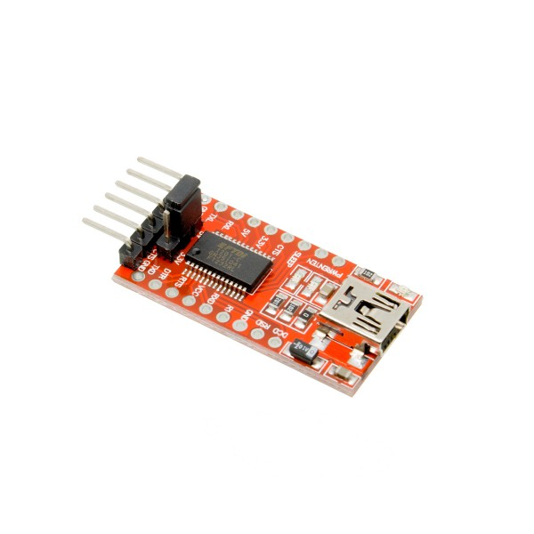 Adaptador USB A Serial TTL FT232RL