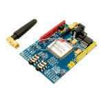 Shield SIM900 GSM GPRS Quad Band.