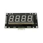 Display LED 4 Dígitos 7 Segmentos (TM1628)