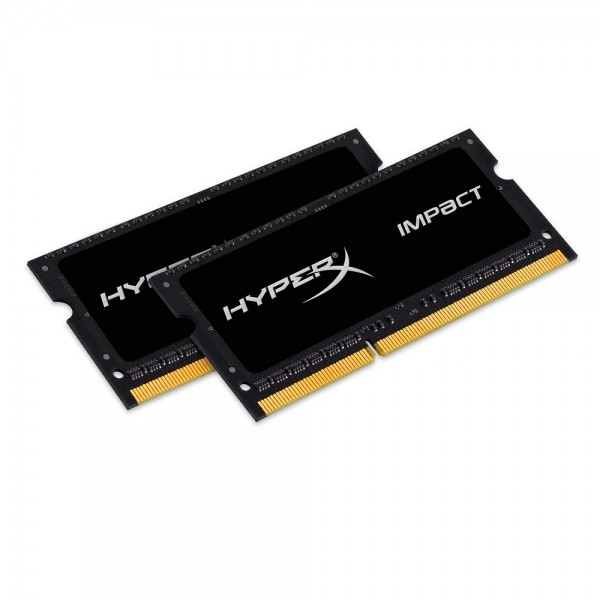 Memoria RAM KINGSTON de 16GB DDR3L 1600 CL9 (2x8GB)
