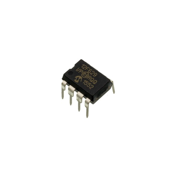 Microchip PIC 12F Series