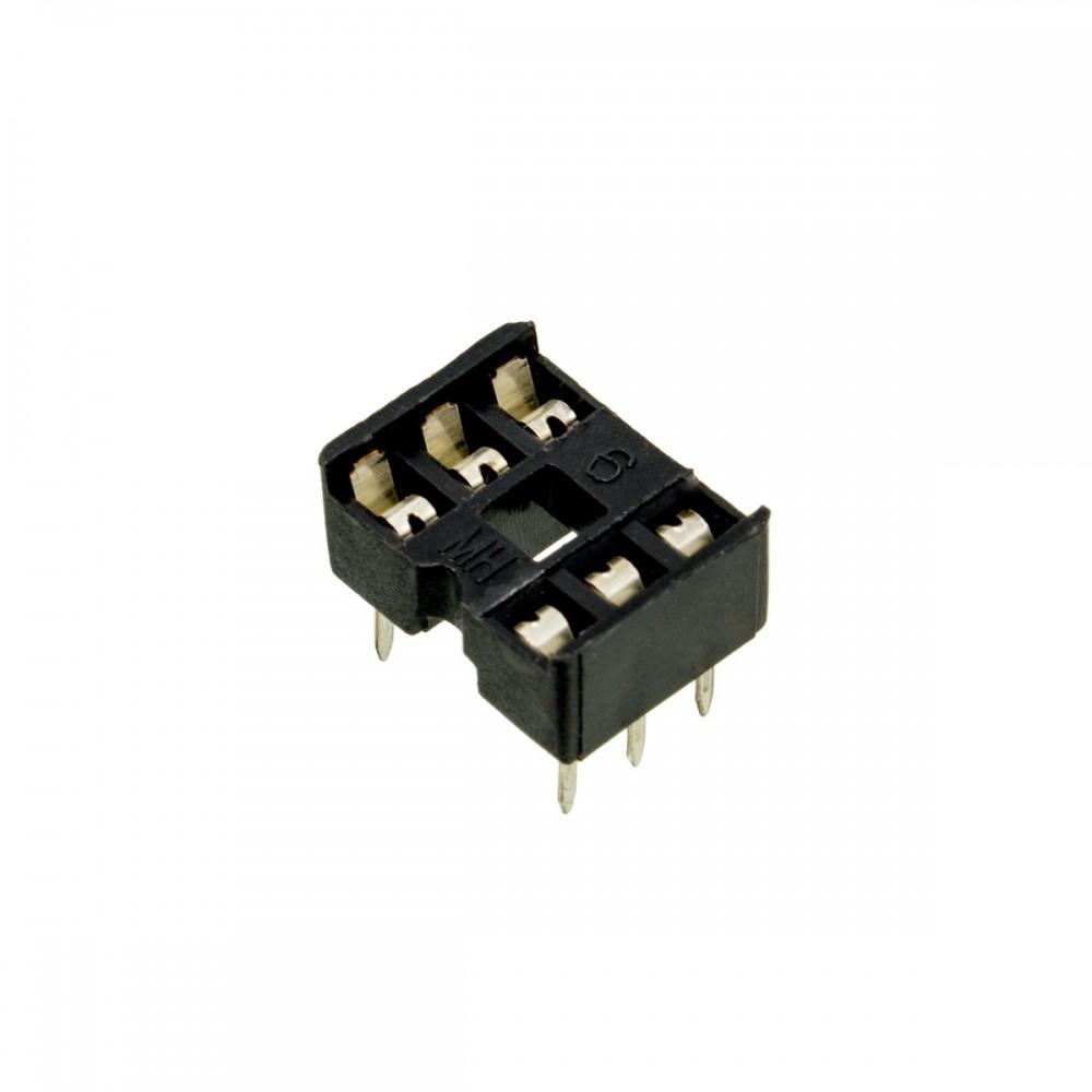 Circuito Integrado : Bases para circuito integrado dip socket
